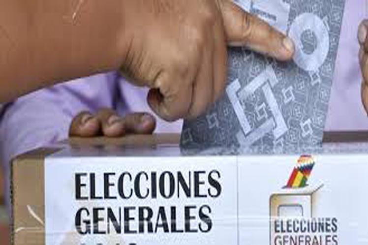 La campaña electoral boliviana entra hoy en su etapa final.