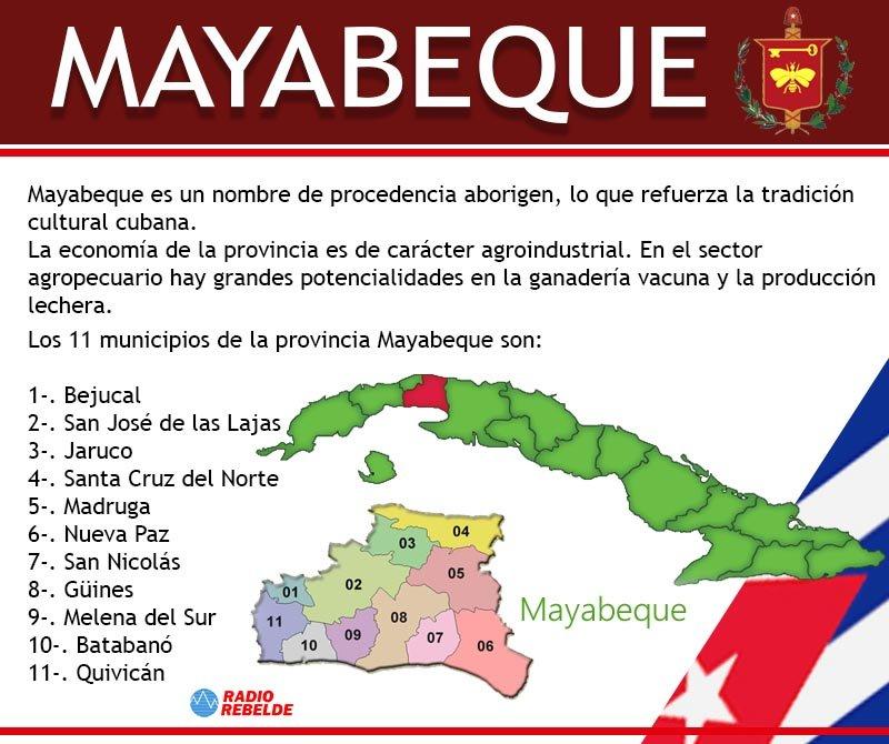 Gobierno de Mayabeque diseña programa de actividades por década de constituida la provincia.