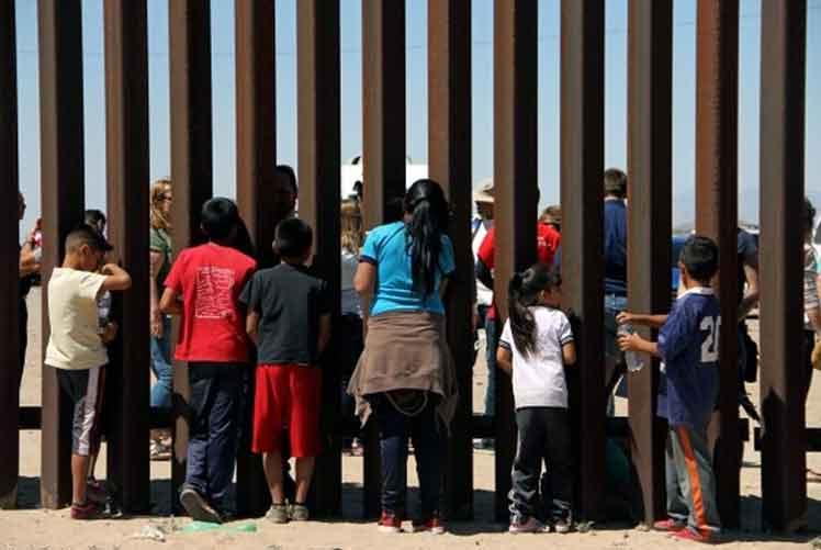 Estados Unidos separó a miles de niños de sus padres en los últimos años. Foto: Prensa Latina