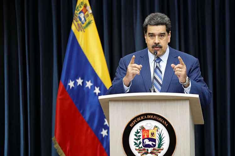 Presidente de Venezuela, Nicolás Maduro. Foto: Prensa Latina
