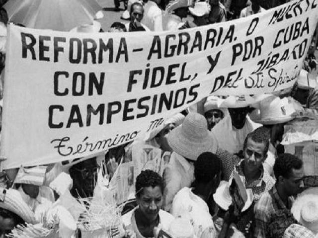 Reforma Agraria: una ley que dignificó a la población rural cubana