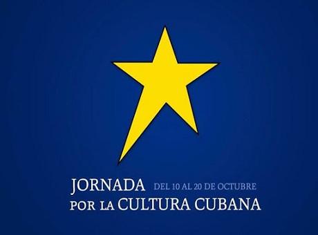Jornada de la Cultura Cubana.