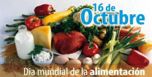 Día Mundial de la Alimentación..