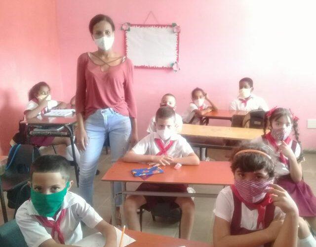 Comenzó Jaruco nuevo curso escolar con cobertura completa en especialidad de Inglés
