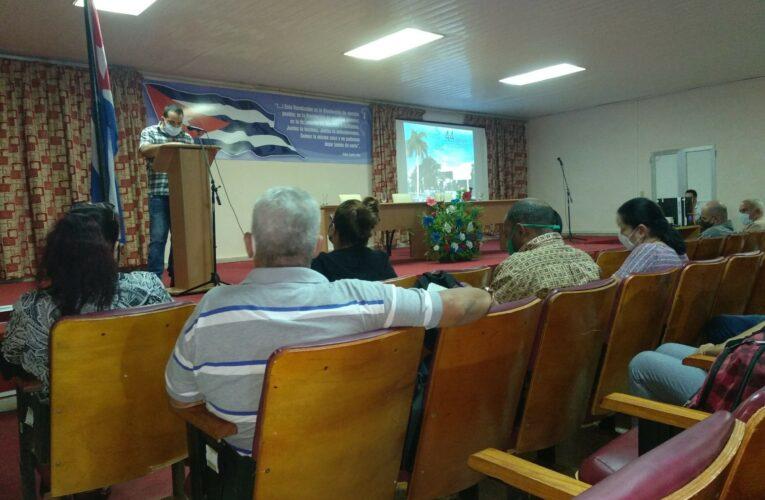 II Taller de Ciencia en Mayabeque (+Fotos)