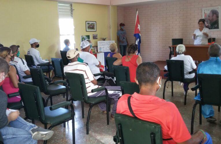 En acción deportiva capital de Mayabeque