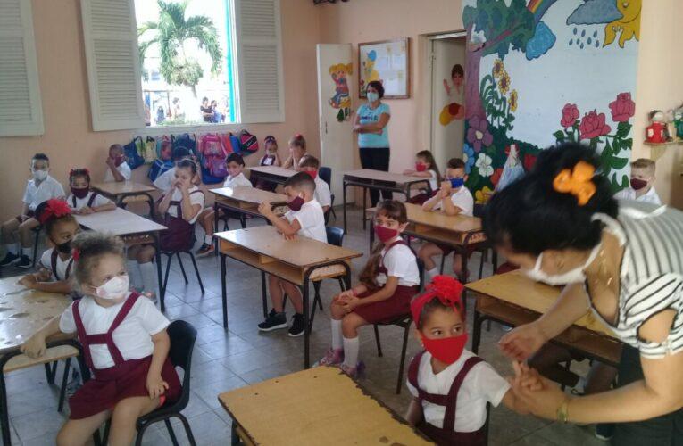 New Experiences in Clodomira Acosta Primary School