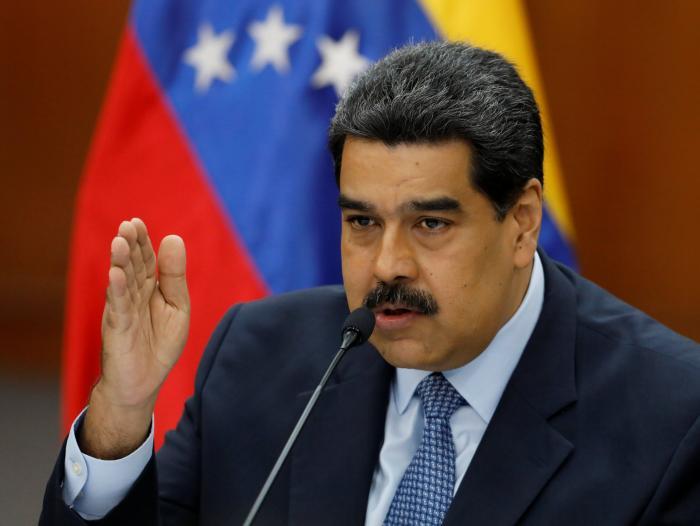 Maduro aboga por una Asamblea Nacional a favor del pueblo.