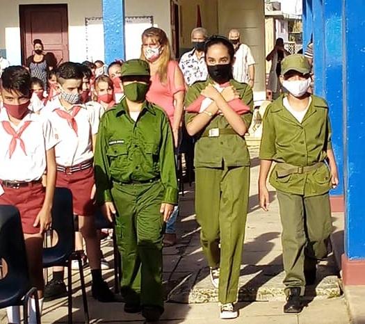 Acoge Bejucal acto central provincial por inicio del curso escolar en Mayabeque (Fotos)