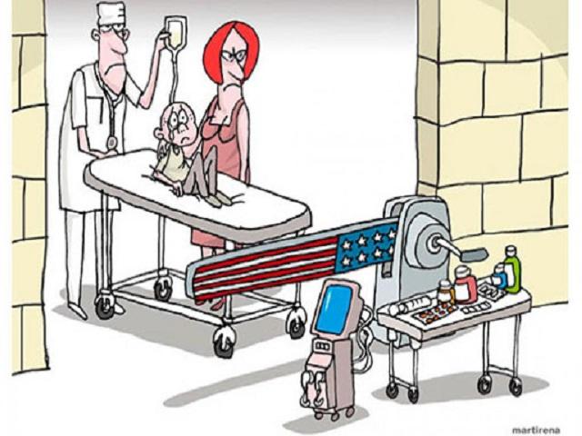 Bloqueo impuesto a Cuba por Estados Unidos afecta  sistema de Salud Pública