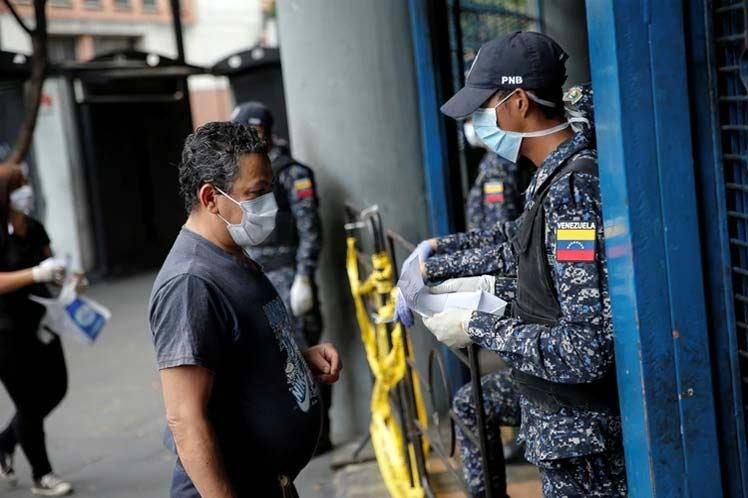 Anuncia Venezuela última semana de cuarentena radical.