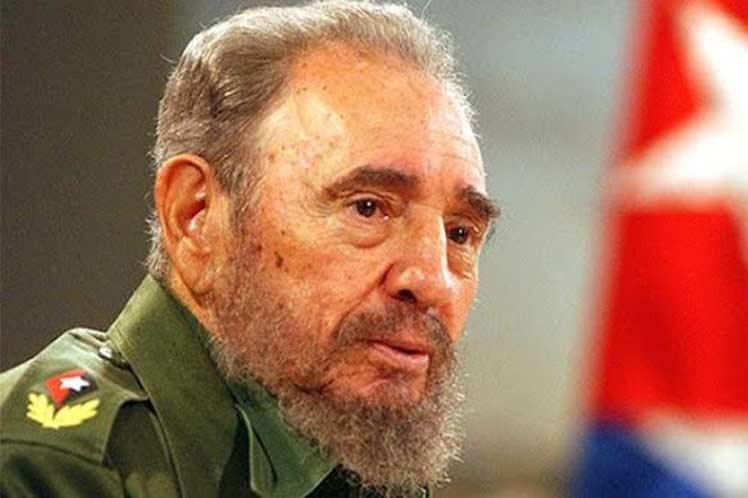 Pensamiento de Fidel Castro presente en las nuevas generaciones