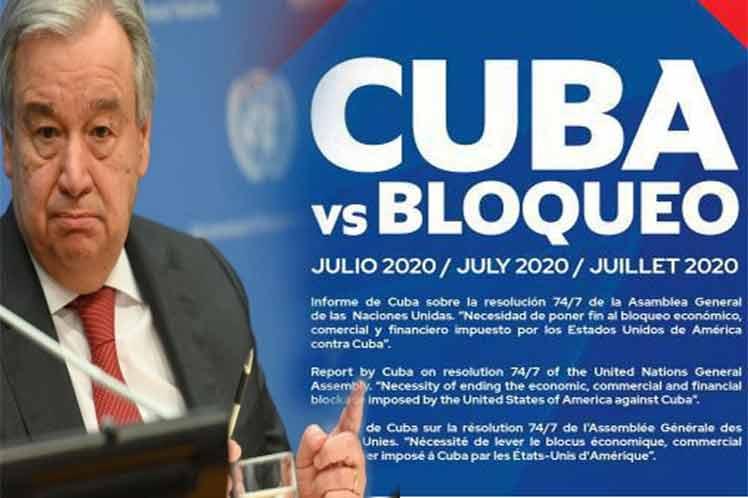 Bloqueo de Estados Unidos contra Cuba afecta intereses de Unión Europea