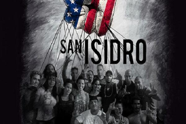 Los integrantes del Movimiento San Isidro violan protocolo sanitario