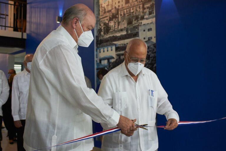 Inauguran en La Habana sede central para la Inversión Extranjera.