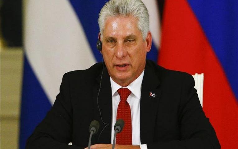 Participará Presidente cubano en Asamblea de la ONU sobre la COVID-19