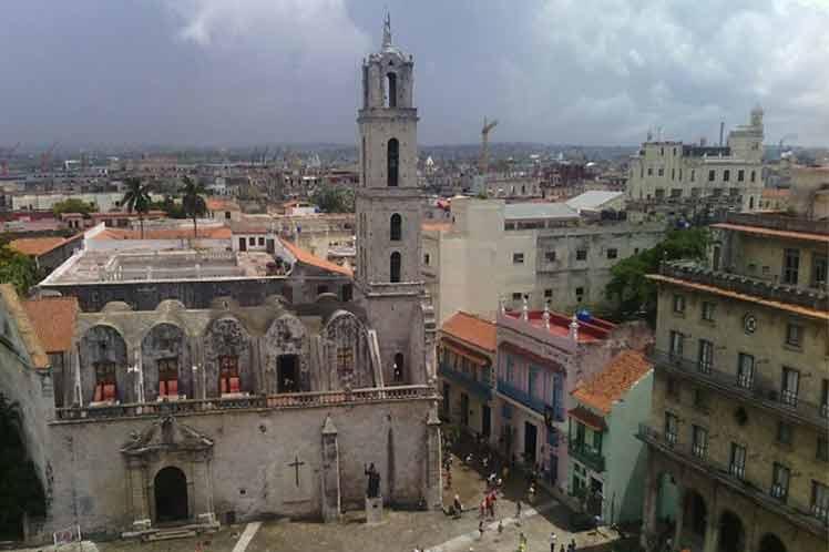 Presidente de Cuba evoca patrimonio de La Habana en aniversario 501