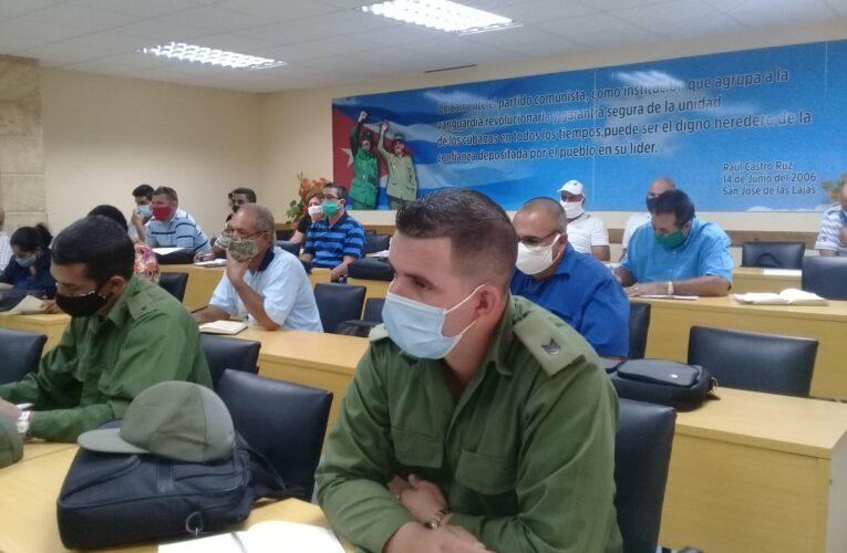 Consejo de Defensa en Mayabeque adopta medidas ante la depresión tropical Eta (+Audio y Fotos)