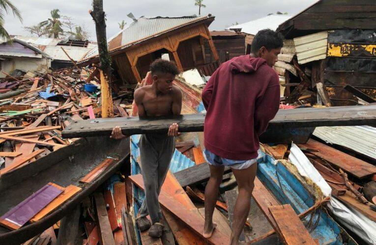 Huracán Iota deja al menos 12 muertos en Centroamérica y el Caribe
