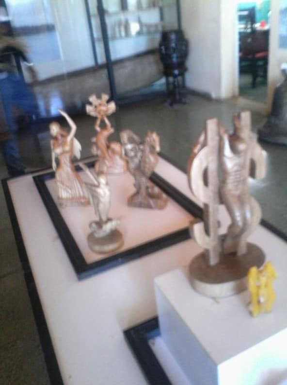 Belleza, muestra del artista mayabequense Yulier Mayet abierta al público en el Museo Municipal de Batabanó. Foto: Facebook