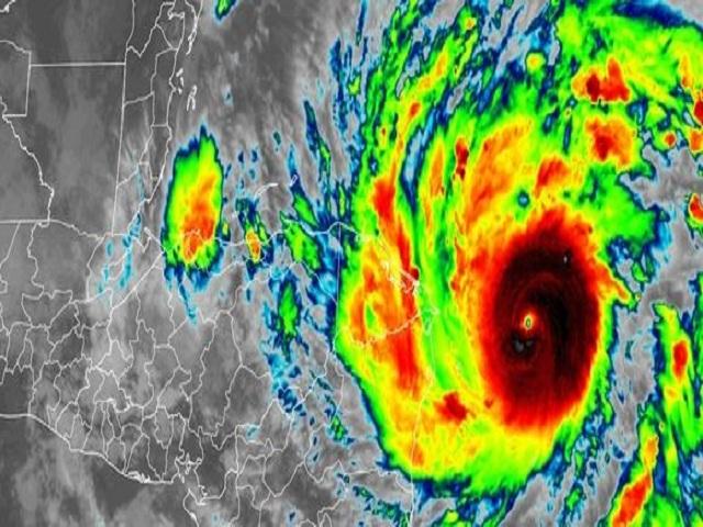 Atentos a evolución y futura trayectoria del ciclón Eta.