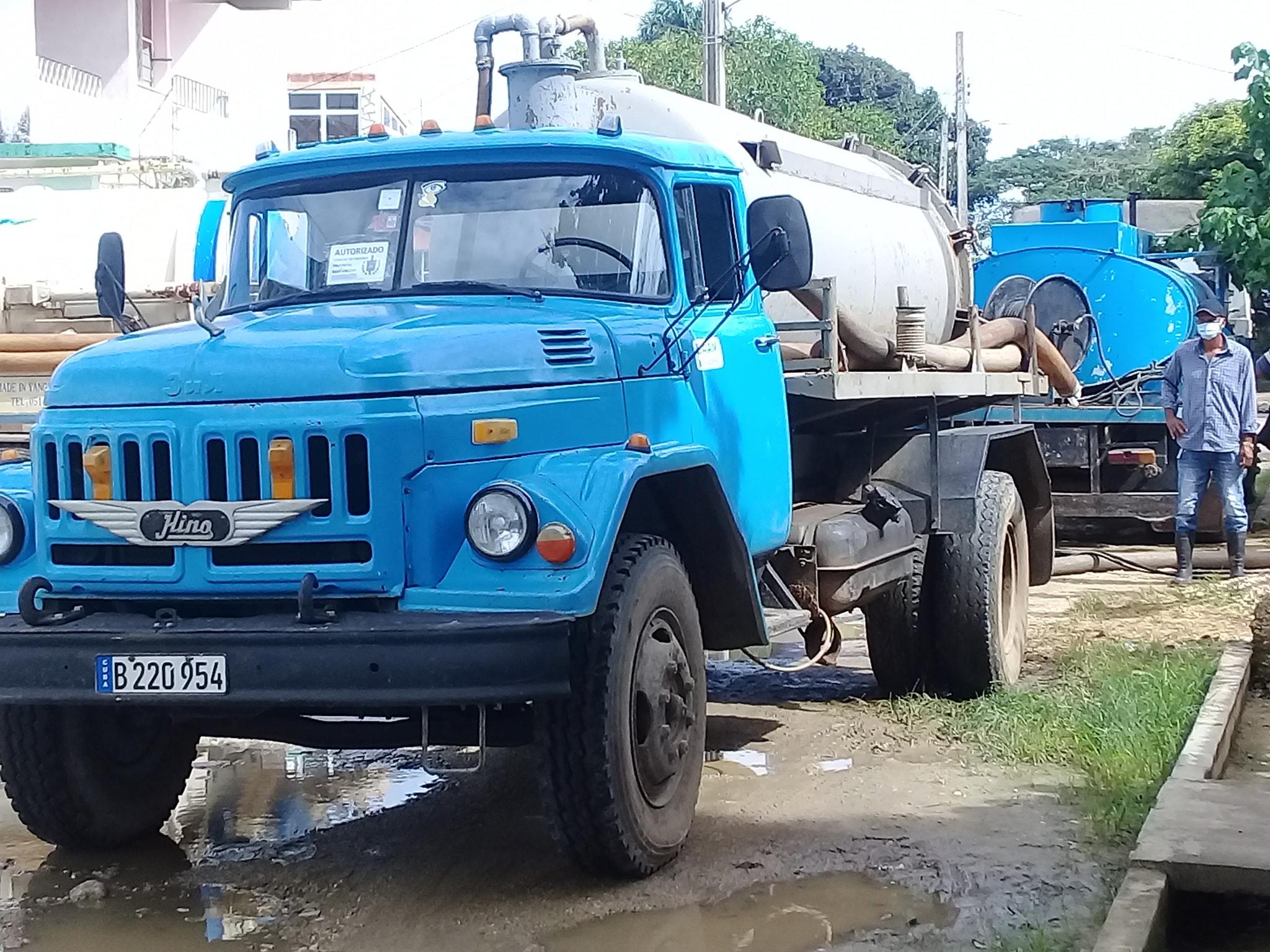 Continúan acciones en Güines para minimizar impacto de Tormenta Tropical Eta.