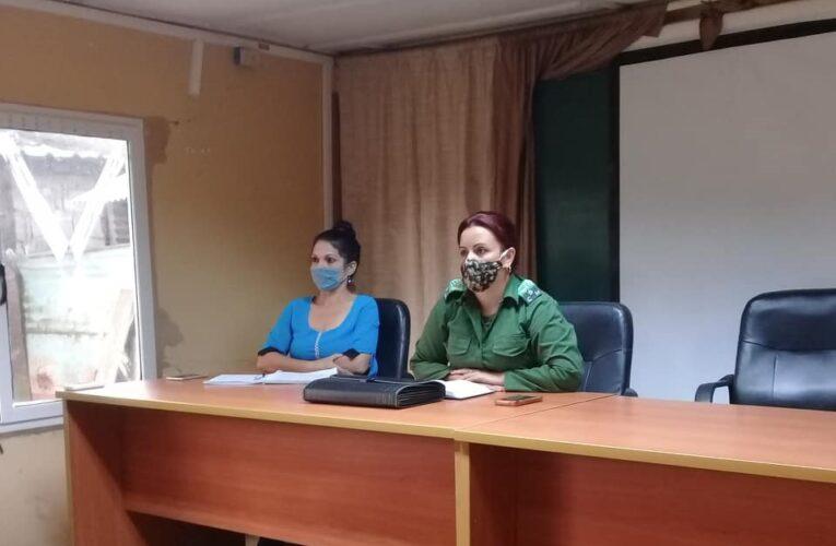 Activo Consejo de Defensa en Melena del Sur ante amenaza de Eta