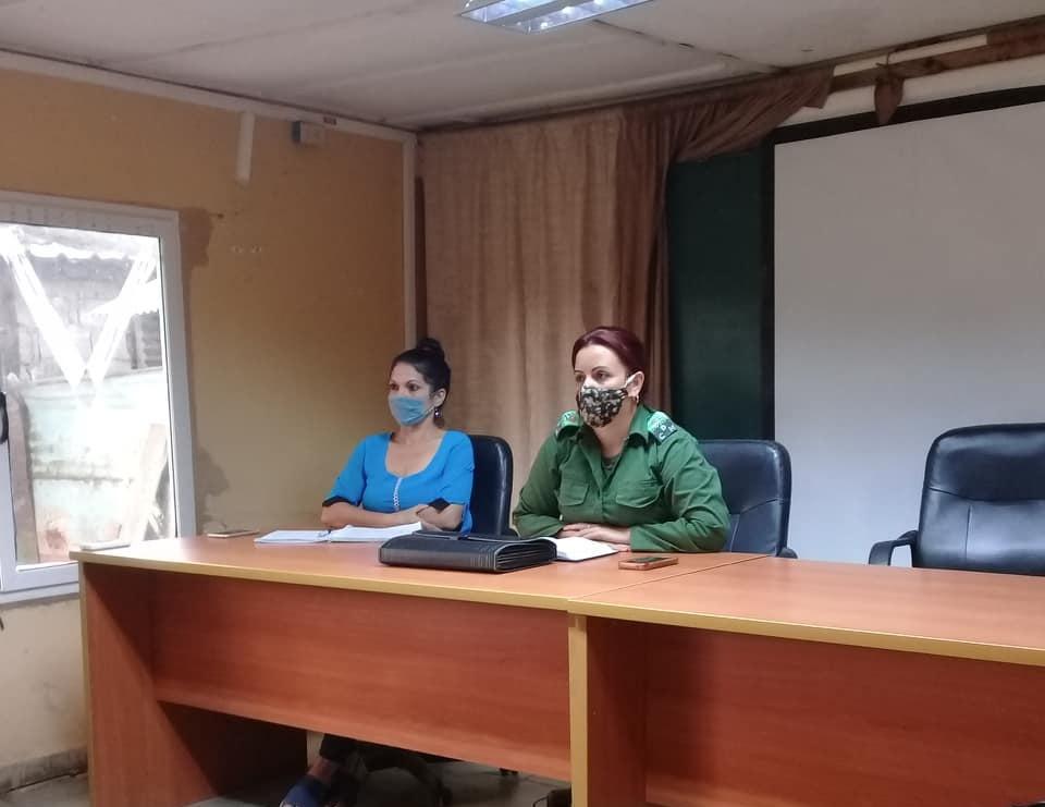 Activo Consejo de Defensa en Melena del Sur ante amenaza de Eta.