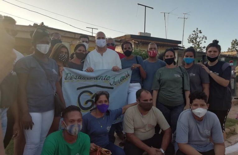 Coordinador Nacional constata labor de organización cederista en Quivicán y Bejucal (+Audio y Fotos)