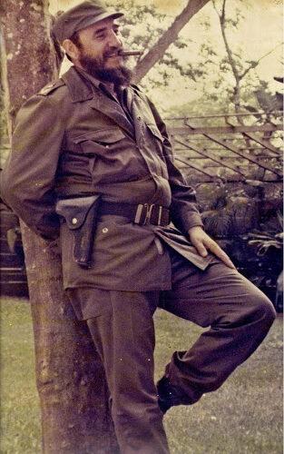 Rinden homenaje a Fidel en Quivicán