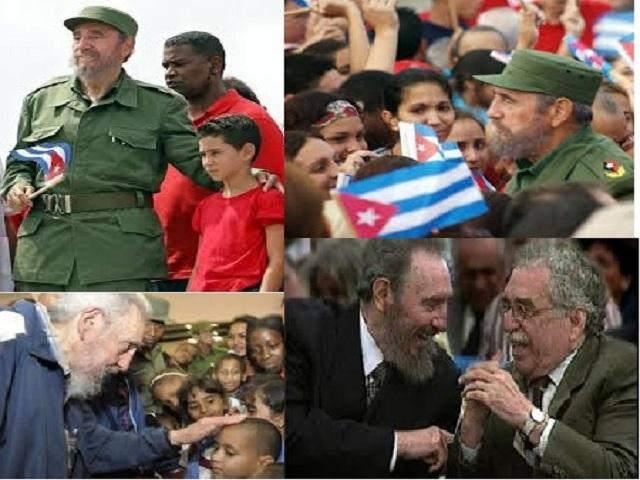 Fidel Castro: ejemplo de humanismo y justicia (+Audio y Video)