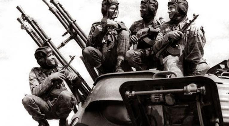 Operación Carlota: una de las páginas más gloriosas en la historia de la solidaridad cubana.