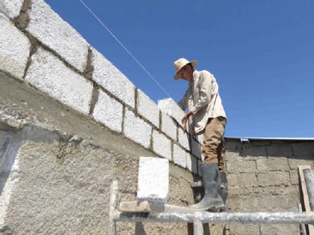 Avanza  programa de la vivienda en Madruga