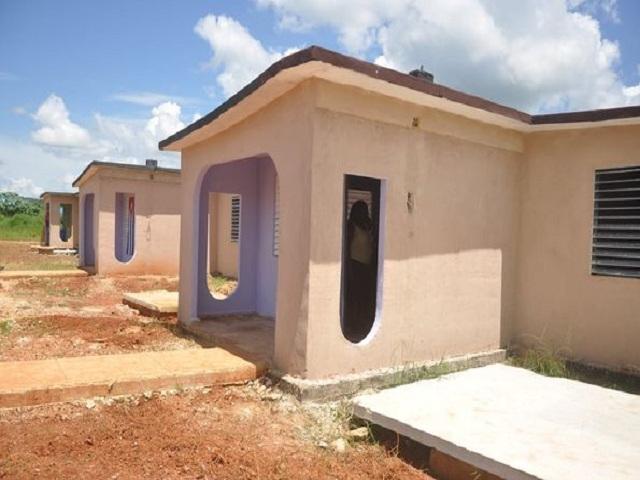 Programa de la vivienda en Mayabeque.
