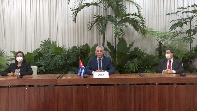 Cuba defiende el valor de la cooperación
