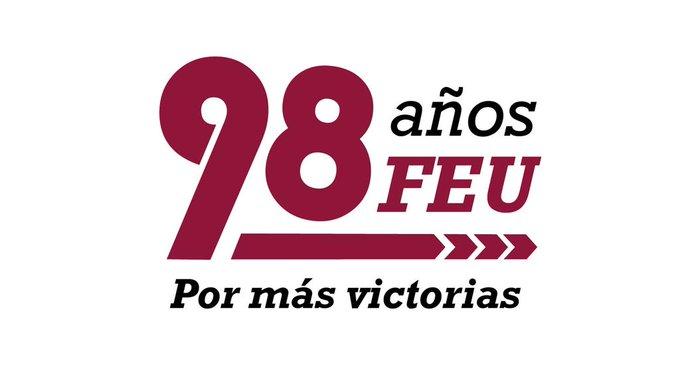 Felicita Díaz-Canel a integrantes de la Federación Estudiantil Universitaria