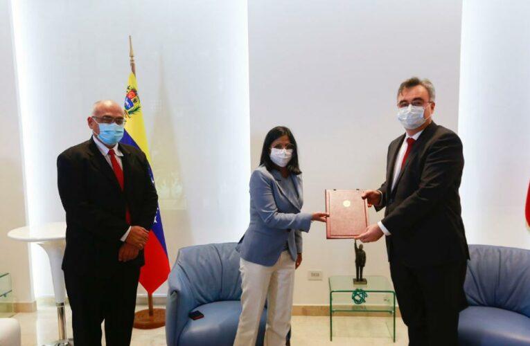 Venezuela adquirirá la vacuna rusa Sputnik V