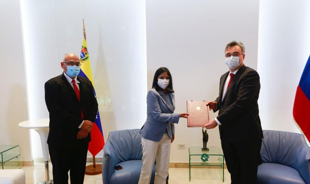 Venezuela adquirirá la vacuna rusa Sputnik V.