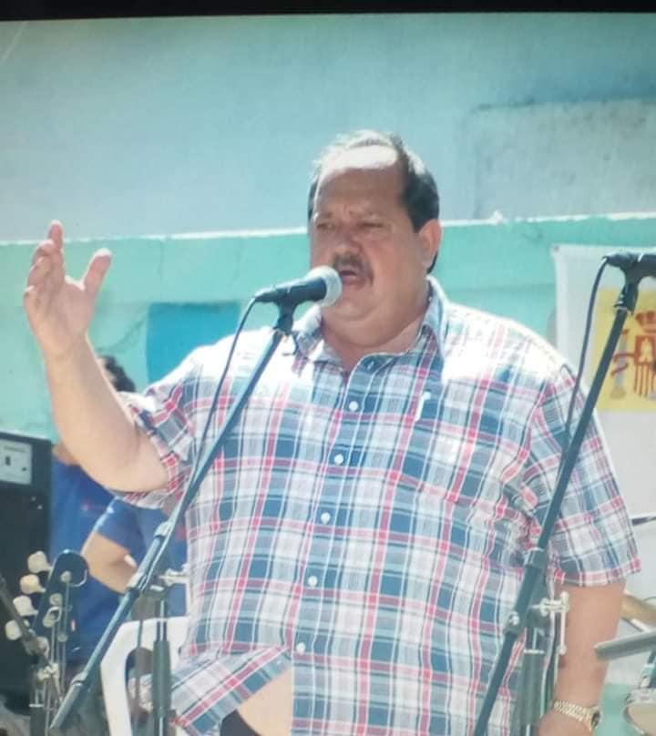 Reconocen a destacado repentista de Mayabeque por Día del Trabajador de la Cultura.