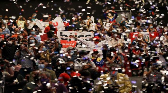 Victoria electoral del pueblo venezolano.