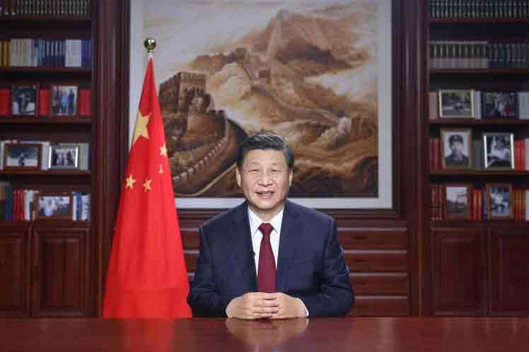 Xi Jinping Presidente de China.