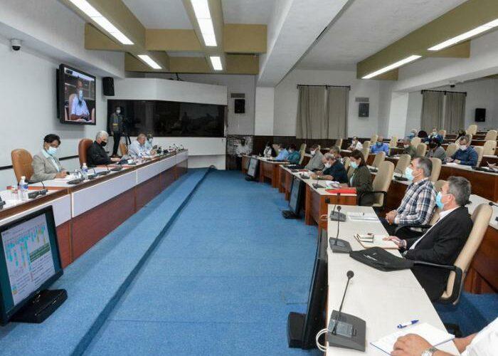 Fomento de soya centra atención del Presidente y científicos de Cuba