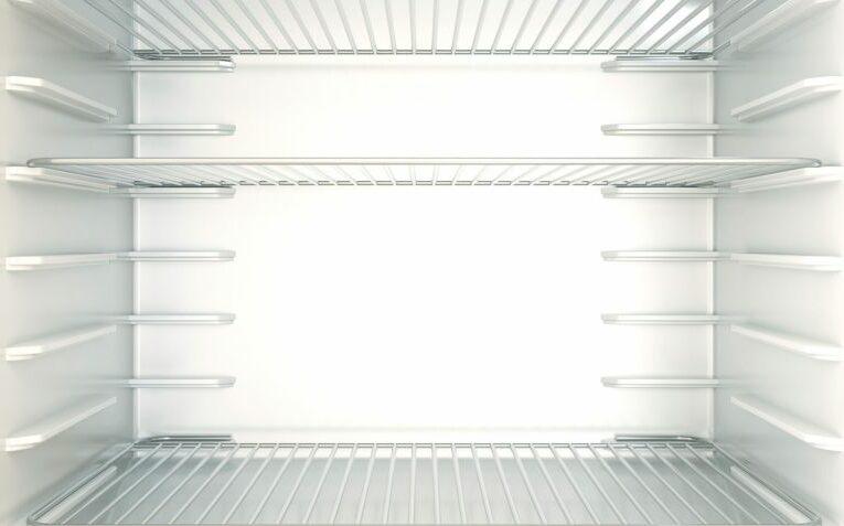 Claves para limpiar el congelador