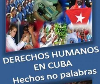 Derechos Humanos en Cuba: hechos no palabras