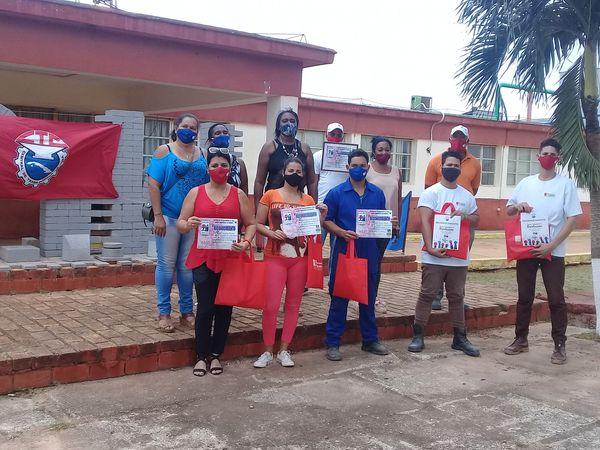 Conmemoran en Mayabeque aniversario 82 de la Central de Trabajadores de Cuba (+Audio)