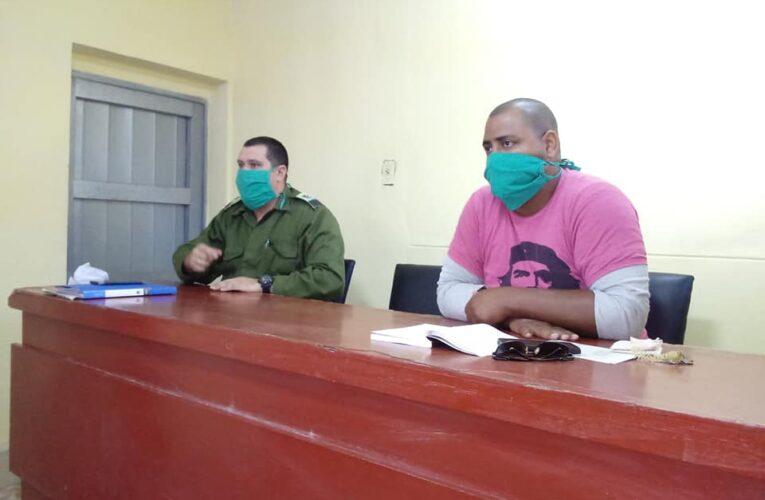 Extreman medidas en Bejucal ante  actual situación epidemiológica (+Audio)