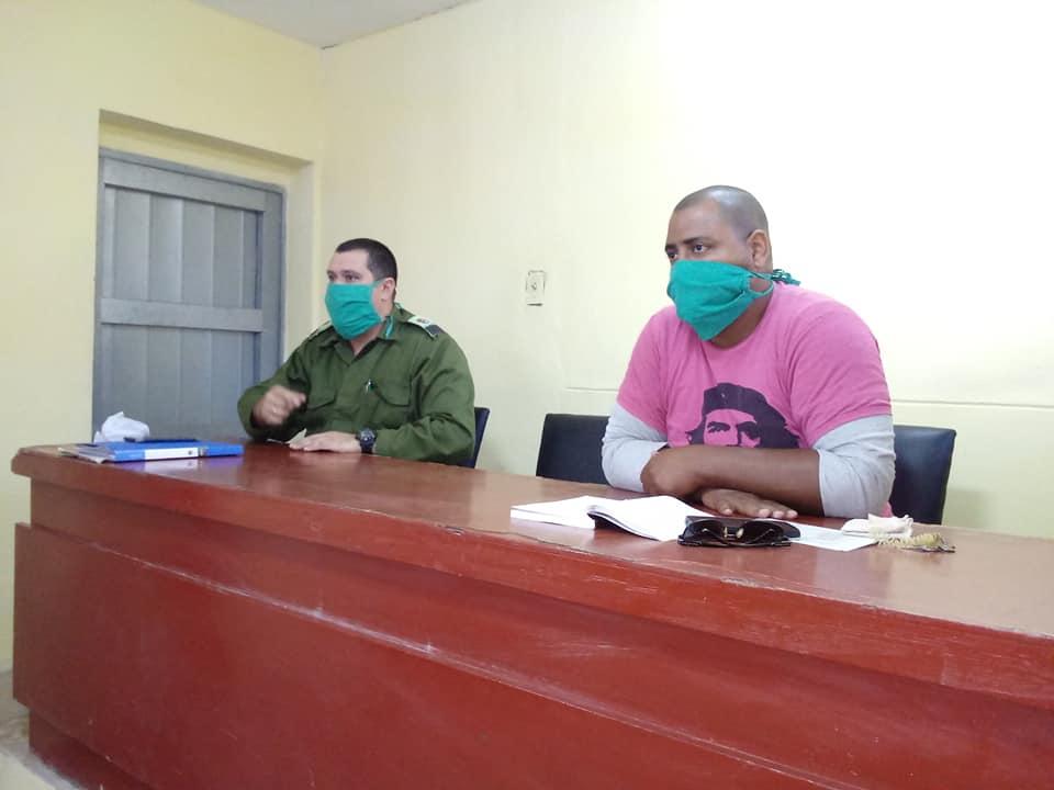 Extreman medidas en Bejucal ante actual situación epidemiológica.