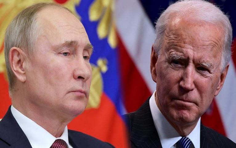 Putin y Biden sostienen su primera conversación telefónica.