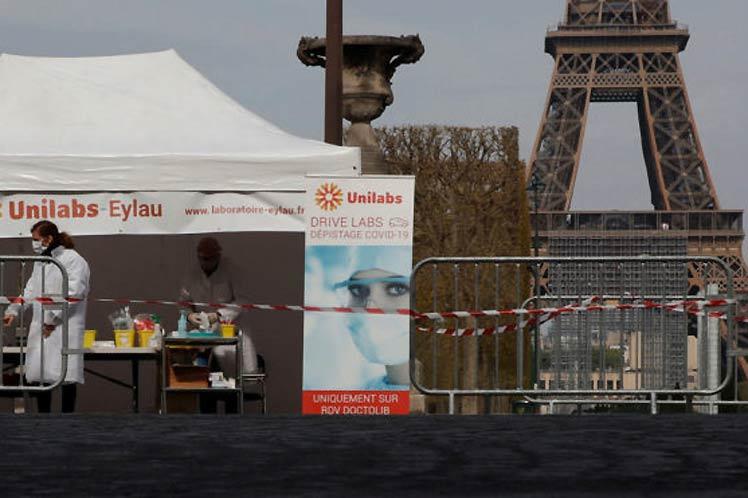 Empresarios en Francia  preocupados ante eventual tercer confinamiento