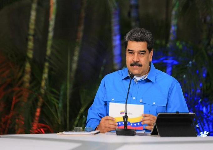 Presidente de Venezuela denuncia guerra mercantil por vacunas contra la Covid-19.